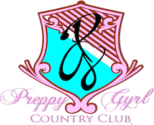 Preppy Girl Country Club Logo